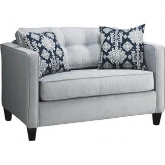 Más de 20 opciones de sofás cama dobles Loveseat | Ideas de sofá