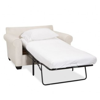 Buchanan Roll Arm Tapizado Sofá cama doble | Pottery Barn