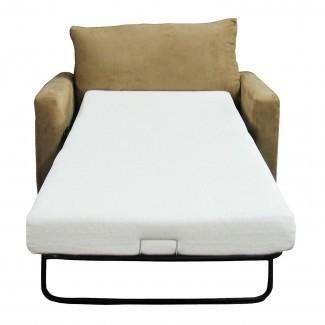 Más de 20 opciones de sofás con dos camas individuales Loveseat | Ideas de sofá