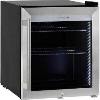 Ideas: interesante mini refrigerador de acero inoxidable sólido con ...