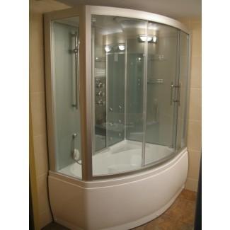 Ducha de vapor / bañera de hidromasaje DA328F3 | Perfect Bath Canada