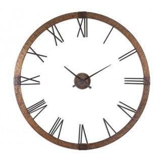 """Reloj de pared redondo de gran tamaño de 60 """""""