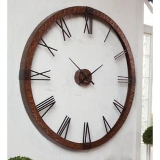 Reloj de pared de cobre de 60 pulgadas más puro Amarion