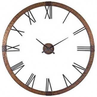 """Utremost Amarion 60 """"reloj de pared de gran tamaño de ancho - # X4316 ..."""