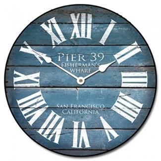 60 pulgadas Reloj de pared: