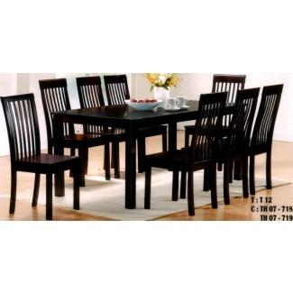 Mesa de comedor: Dimensiones de la mesa de comedor para 12 personas