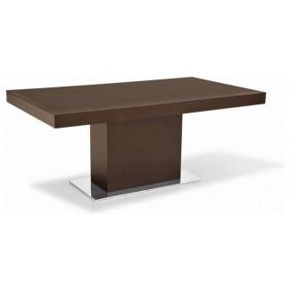 Mesa extensible de madera Park 12 Person - Contemporáneo ...