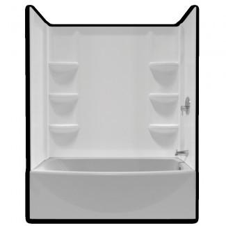Combo de ducha de bañera de 48 pulgadas - Roselawnlutheran