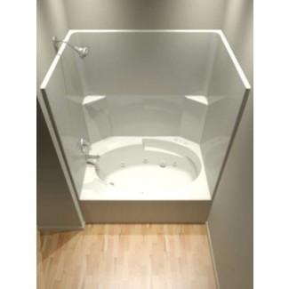 Combo de ducha de bañera de 48 pulgadas Combo Ideas de diseño para el hogar ...