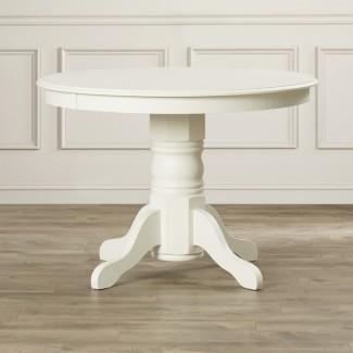 Mesa de comedor con pedestal Standridge