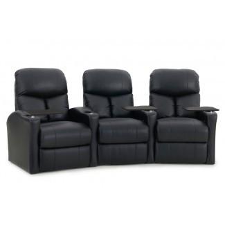 Sillón reclinable de cine en casa (fila de 3)