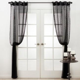 Panel de cortina simple sólido Herefordshire
