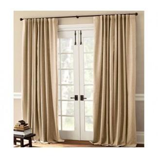 Encajes y cortinas: el mejor tratamiento de ventanas para francés ...