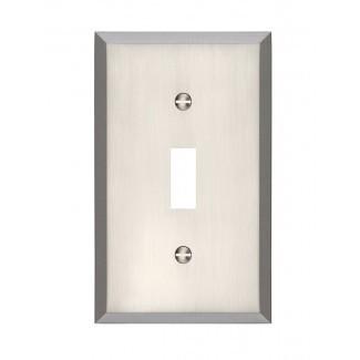 Tapa del interruptor de luz individual Graham