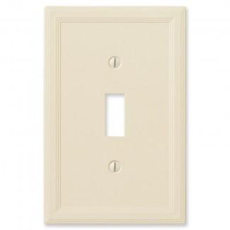 Cubierta de interruptor de luz de palanca simple con aislamiento de cornisa </div> </p></div> <div class=