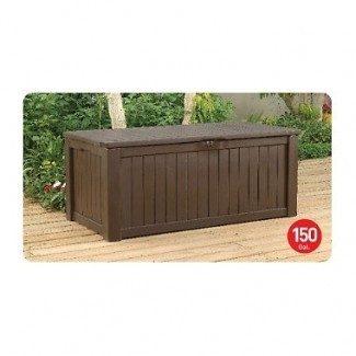 Keter Deck Box - 150 galones - Sam's Club