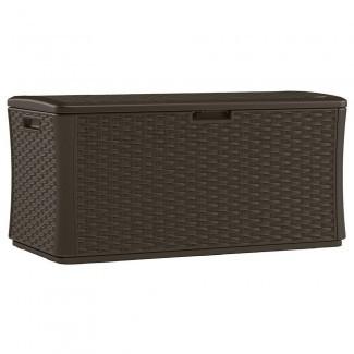 Almacenamiento: Keter 150 Galon Deck Box   Deck Box 150