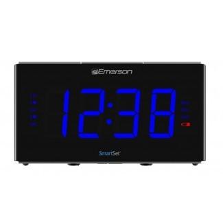 Reloj de escritorio con alarma de terapia de sonido Smart Set