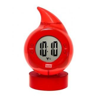 Reloj despertador Drop Water