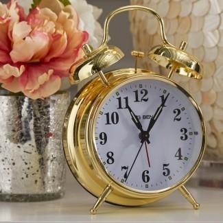 Reloj despertador Twin Bell