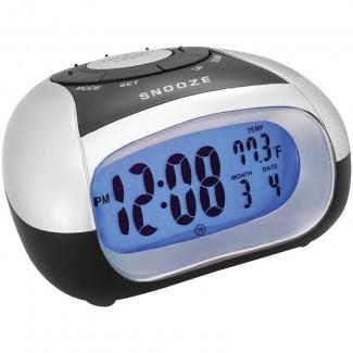 Reloj despertador digital parlante