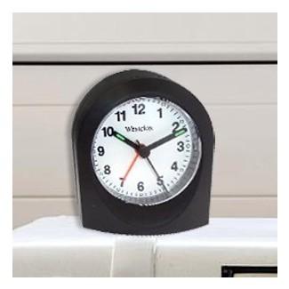 Reloj despertador analógico de cabecera