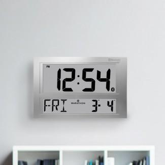 Reloj despertador Jumbo Bluetooth