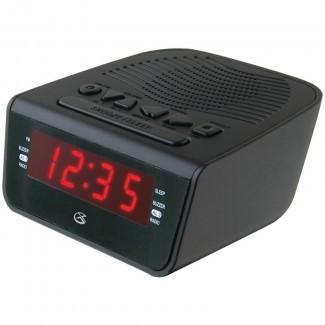 Reloj de mesa con alarma LED Am / Fm
