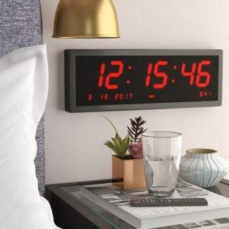 Reloj de pared Pafford