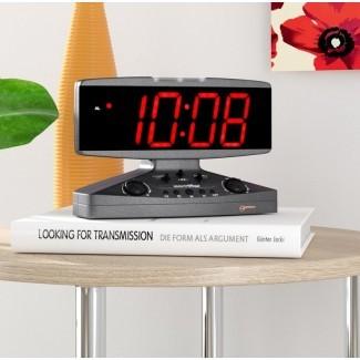 Reloj despertador despertador de mesa