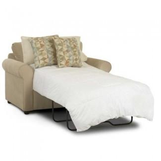 Klaussner Brighton Dreamquest, silla y medio cama ...