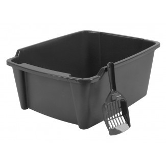 Randolph High Sided con Scoop Litter Pan