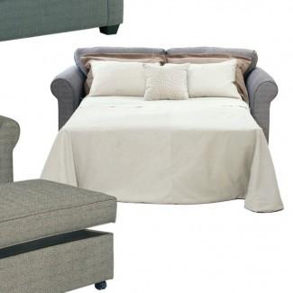 Sofá cama tapizado Serta Tyler Queen