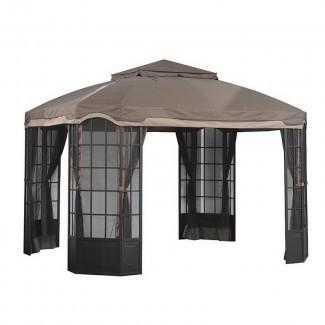 Mosquitera para mirador de ventana panorámica