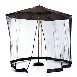 Malla de mosquitera paraguas exterior individual