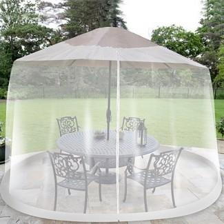 Sombrilla para mesa Cubierta de insectos Insecto para patio exterior ...