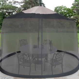 Sombrilla para patio Mosquitera: Target