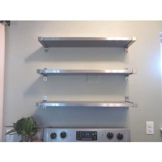 Estantes de cocina de pared | El | Ideas de cocina