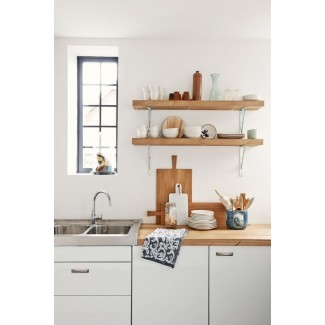 Estantes de cocina montados en la pared - Ideas de decoración Ideas de decoración [19659010] Estantes de cocina montados en la pared - Ideas de decoraciónIdeas de decoración </div> </p></div> <div class=