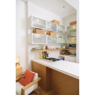 Estantes de cocina de pared | Las mejores cosas de decoración