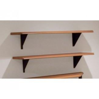 HomeOfficeDecoration | Estantes montados en la pared