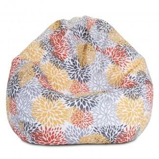 Silla Blooms Bean Bag
