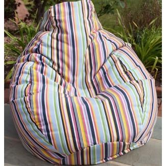 Silla de frijol para exteriores e interiores en sillas de frijol