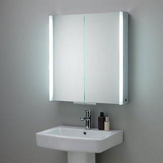 impresionantes botiquines de baño con espejos y ...