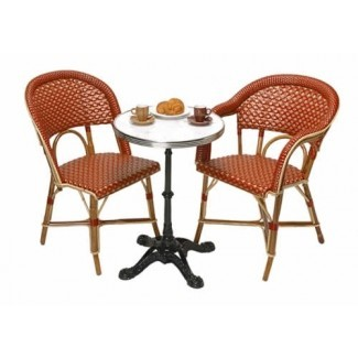 French Cafe Chairs - The Antiques DivaThe Antiques Diva