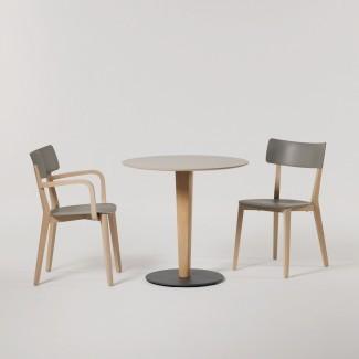 Debido: bistro silla y mesa - Brunner UK