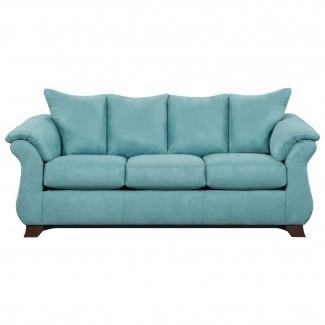 Muebles asequibles 6700 Sleeper Queen Size de tres asientos ...