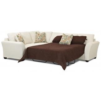 2018 Últimos sofás seccionales con cama Queen Size | Sofa