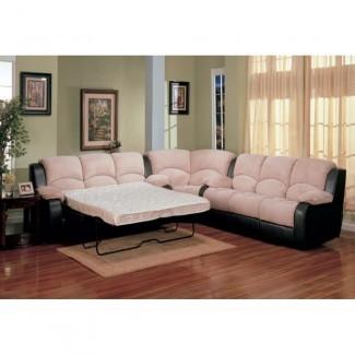 Halsey Sofá reclinable moderno reclinable con reina ...