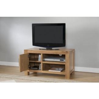 Muebles. Diseño moderno de gabinetes de TV con puertas para ...